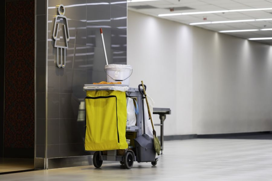 Janitorial Services by DJ's Cleaning LLC