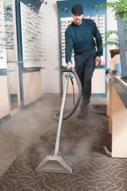 Commercial carpet cleaning in Bowie MD by DJ's Cleaning LLC