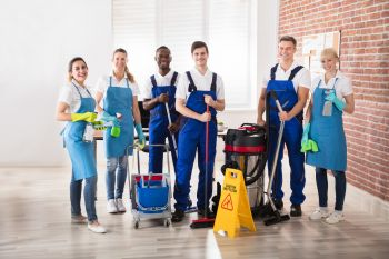Janitorial Supplies in Forestville, Maryland by DJ's Cleaning LLC