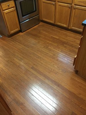 Before & After Floor Cleaning in Upper Marlboro, MD (1)