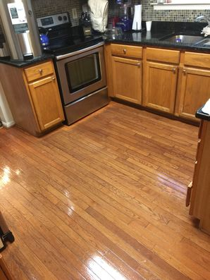 Before & After Floor Cleaning in Upper Marlboro, MD (2)